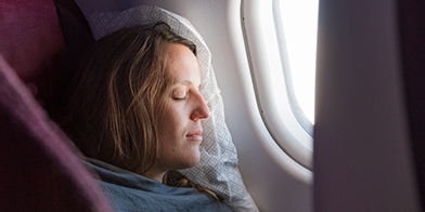 Use These 5 Smart Sleep Tips While Traveling This Holiday Season | Dr. Rebecca Robbins | Beautyrest